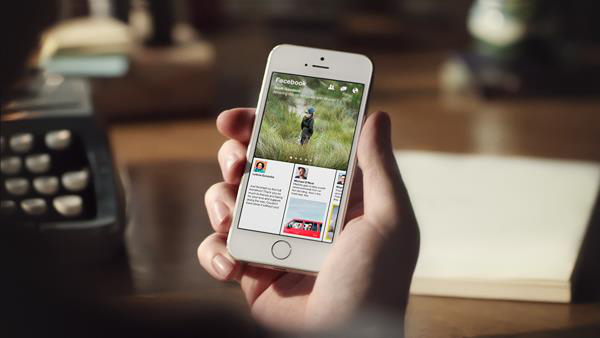 Facebook Paper iPhone App Launch