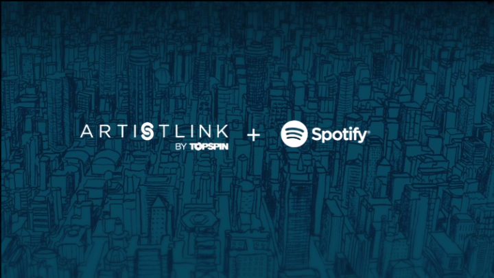 Spotify Artist Merchandise Sale