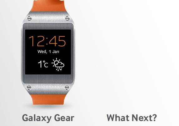 Samsung Galaxy Gear 2 Announcement