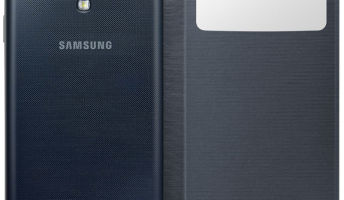 Galaxy S4 Wireless Charging Cover