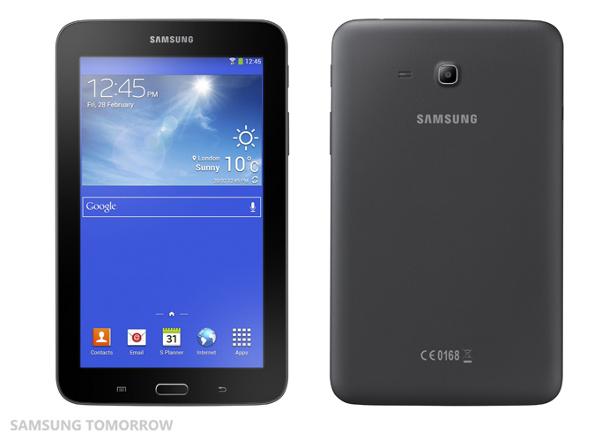 Samsung Galaxy Tab 3 Lite Reveal