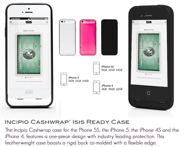 incipio-cashwrap-isis-ready-case