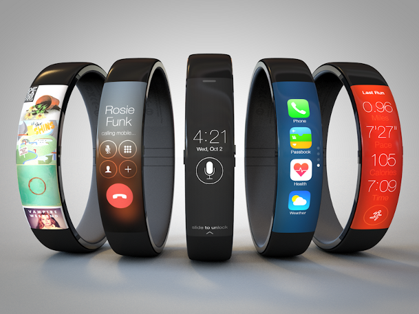 Apple Iwatch Concepts Apple Iwatch Concept Takes