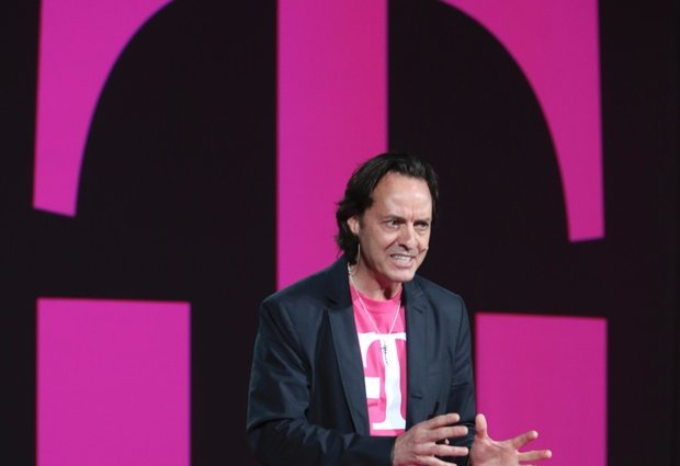 T-Mobile Sales Growth 2013
