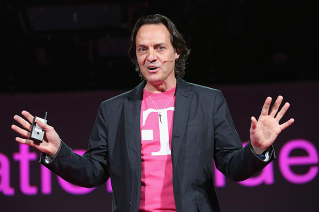 Sprint Vs. T-Mobile CEO Twitter Fight