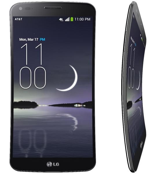 AT&T LG G Flex Release Date