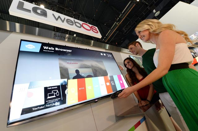 LG Ultra HD webOS TV Price