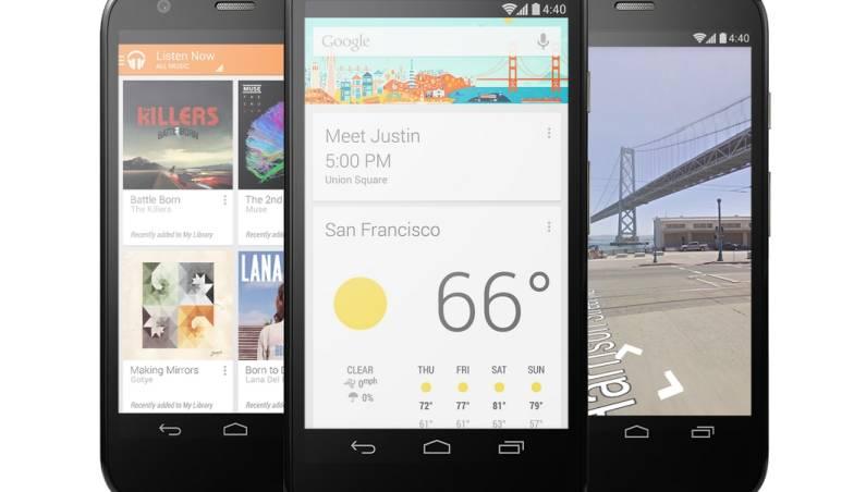 Moto G Google Play Edition Price