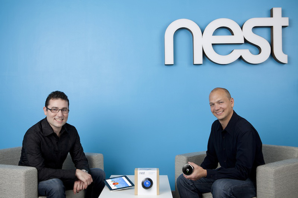 Google Nest Acquisition Hardware