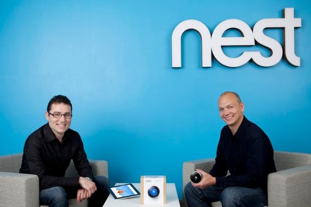 Nest Google Data Sharing
