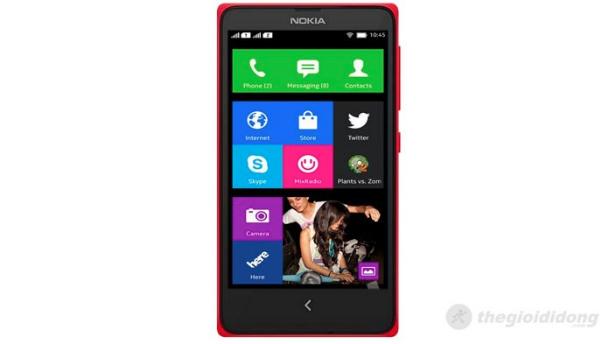 Nokia Normandy listed on Thegioididong.com