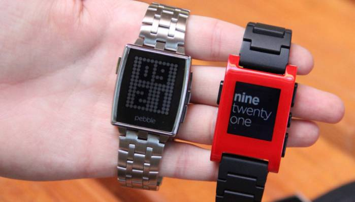 Pebble Kickstarter Bought by FitBit
