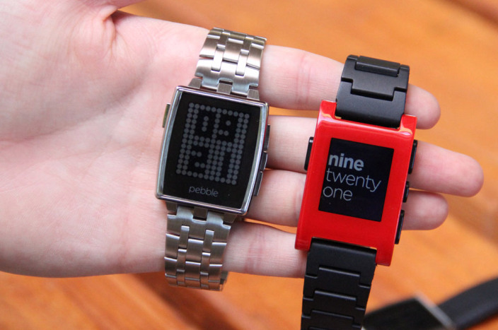 Pebble Kickstarter Bought by FitBit