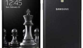 Galaxy S4 Black Edition Release Date