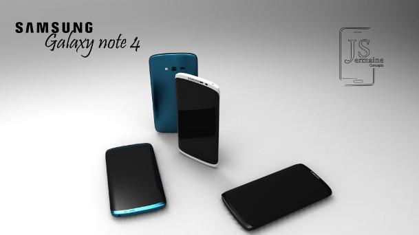 Galaxy Note 4 Flexible Display