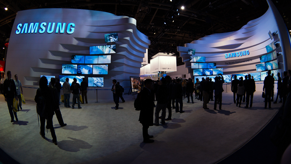 Samsung Earnings Q1 2014