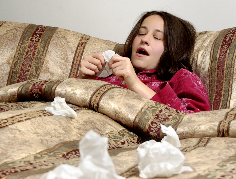 People Smell Different When Sick