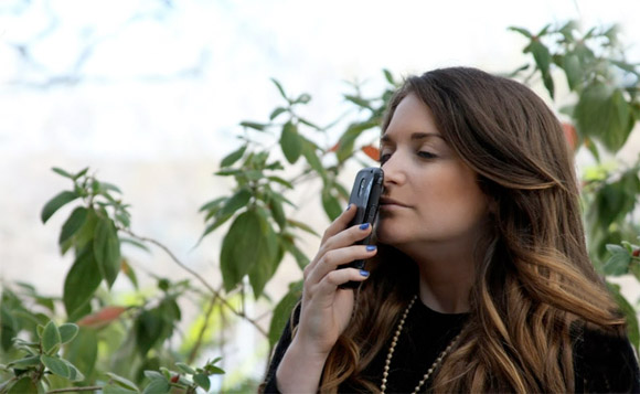 Ophone Smell-Based Smartphone Accessory