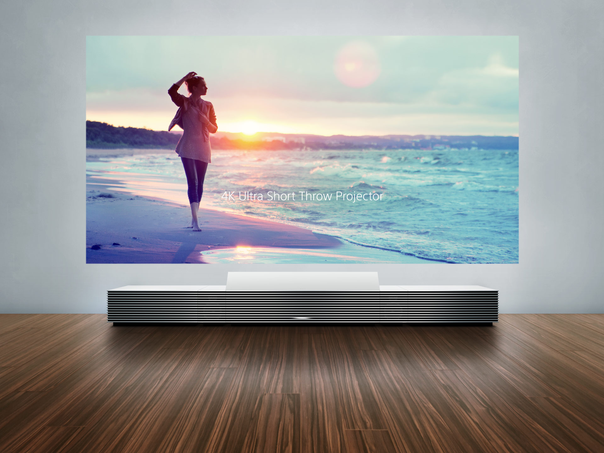 Sony 4K Television Projector