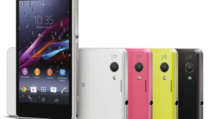 Sony Xperia Z1 Compact Release Date