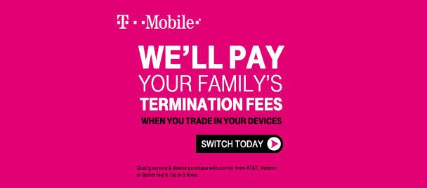 T-Mobile Uncarrier 4.0 Leak