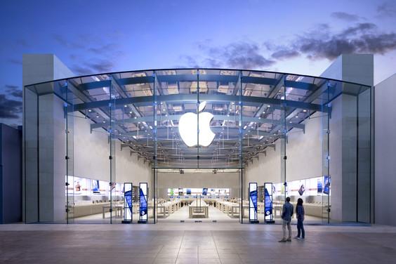 iPhone Theft Apple Store