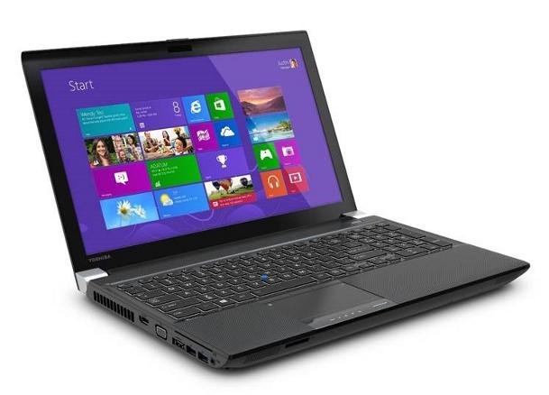 Toshiba 4K Ultra HD Display Laptops