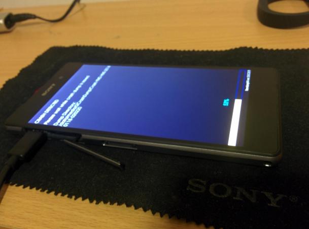Sony Xperia Z2 Leaked Photos