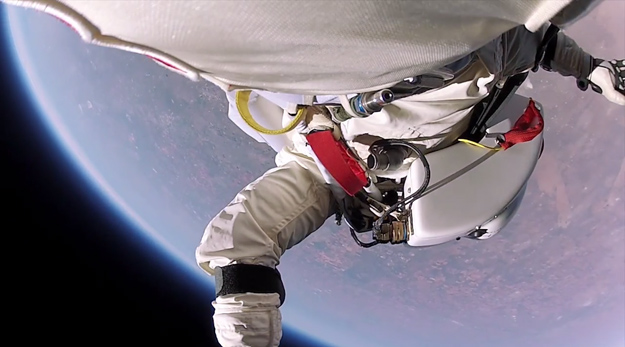 Space Jump Video