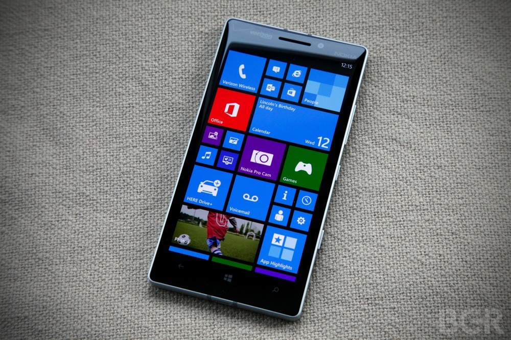 Nokia Lumia Icon preview: Verizon customers finally get ...