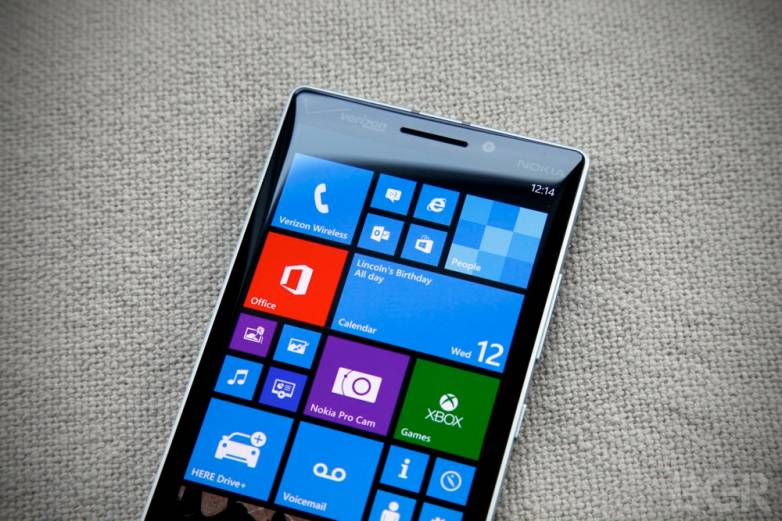 Microsoft Windows Phone Market Share