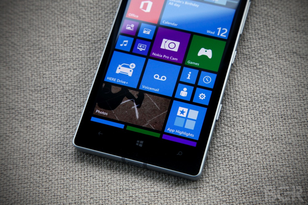 Nokia Superman Windows Phone 8.1 Smartphone