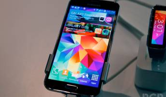 Galaxy S5 Experience App