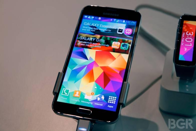 RadioShack Galaxy S5 Release Date Price