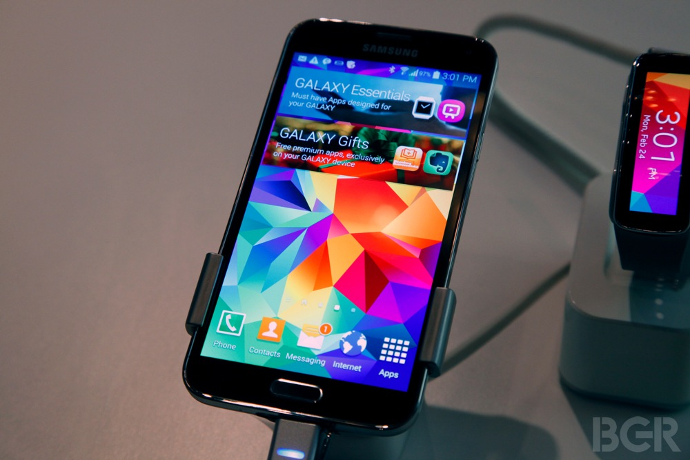 T-Mobile Galaxy S5 Sales