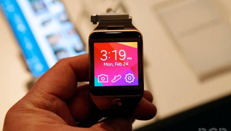 Samsung Gear 2 Hands On
