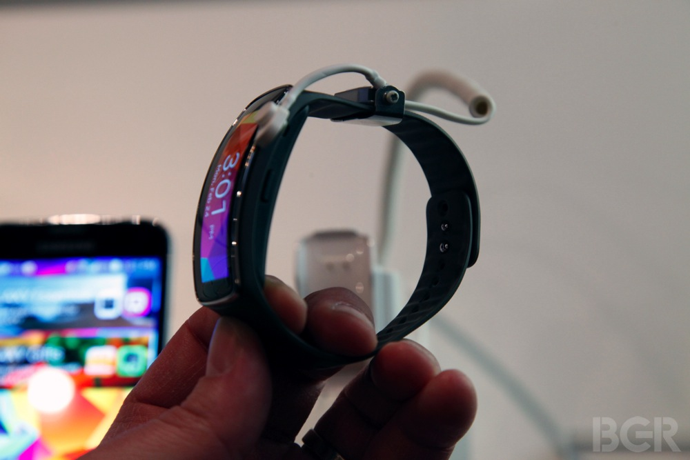 Samsung S-Circle Wearable Launch