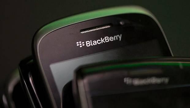 BlackBerry Earnings Q2 2015