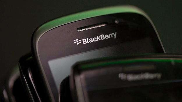 BlackBerry Earnings Q1 2015