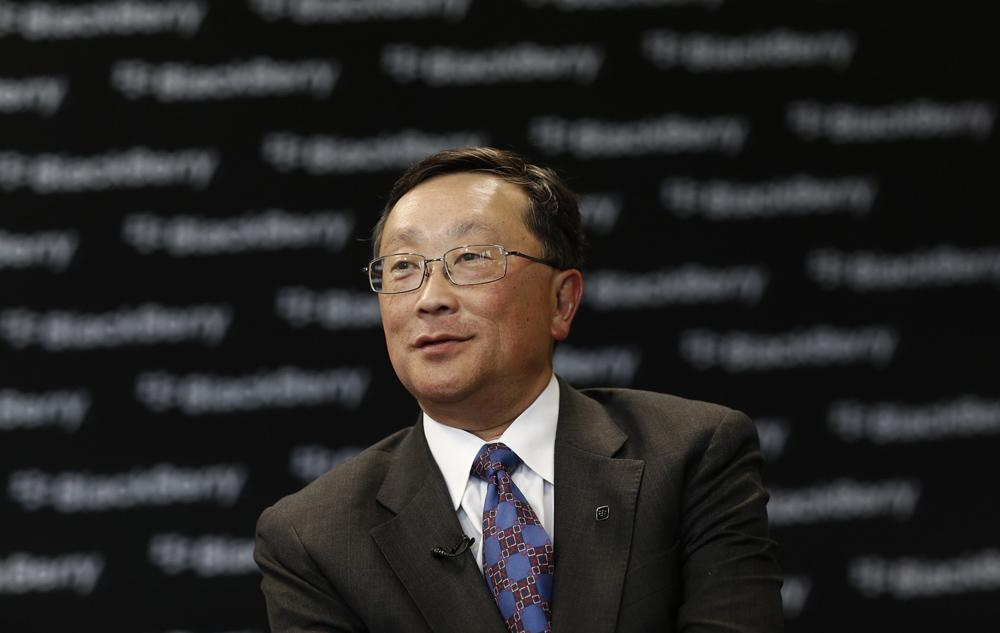 BlackBerry CEO Interview