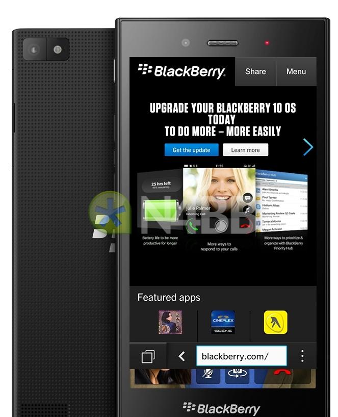 BlackBerry-Z31