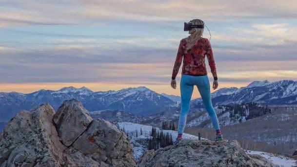 Zero Point Oculus Rift Virtual Reality Demo
