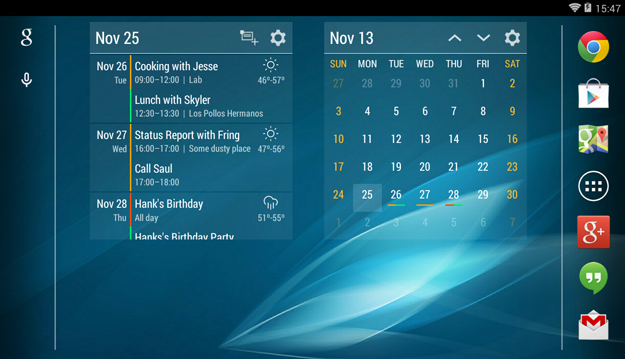 Calendar App Widget Android : More great android apps that do amazing things the