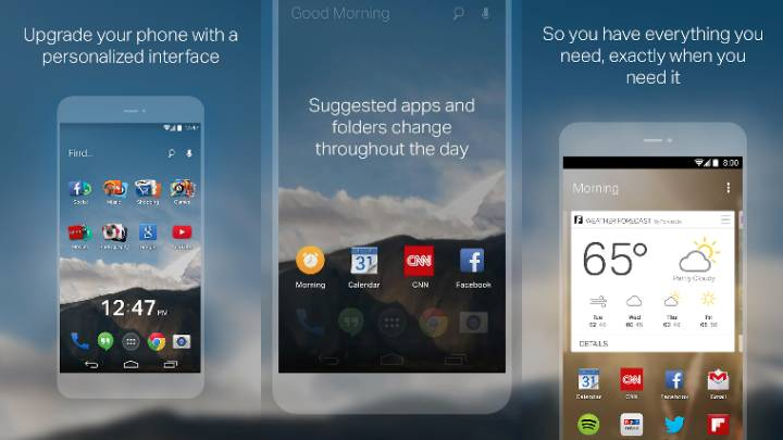 EverythingMe Launcher Android App