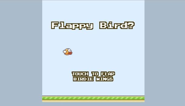 Flappy Bird Clone Pebble App Store