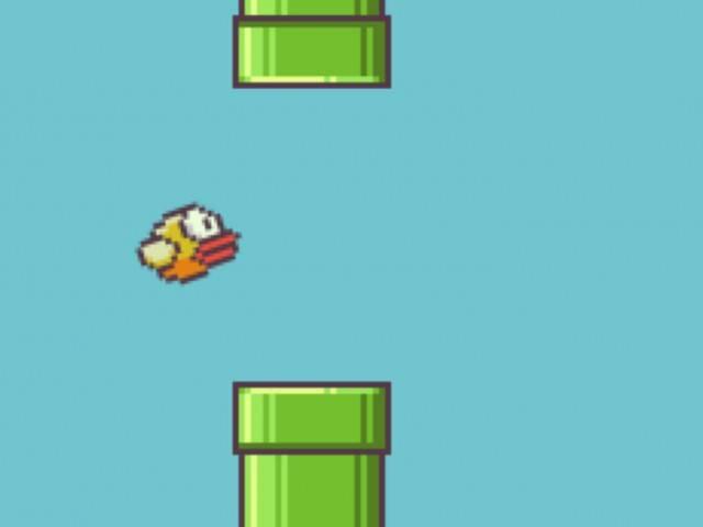 Flappy Bird E-Cigarette Video