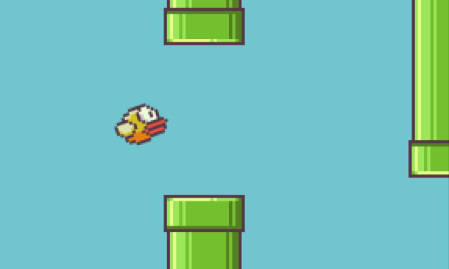 flappy bird Flappy bird is simultaneously everything that's right and wrong about video games you'll play it, you'll obsess over it, but you'll never really like it.