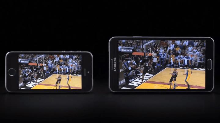 Apple Vs. Samsung Emerging Markets