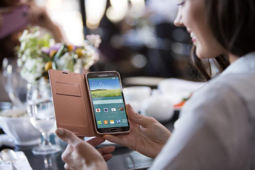 Samsung Galaxy S5 Poll