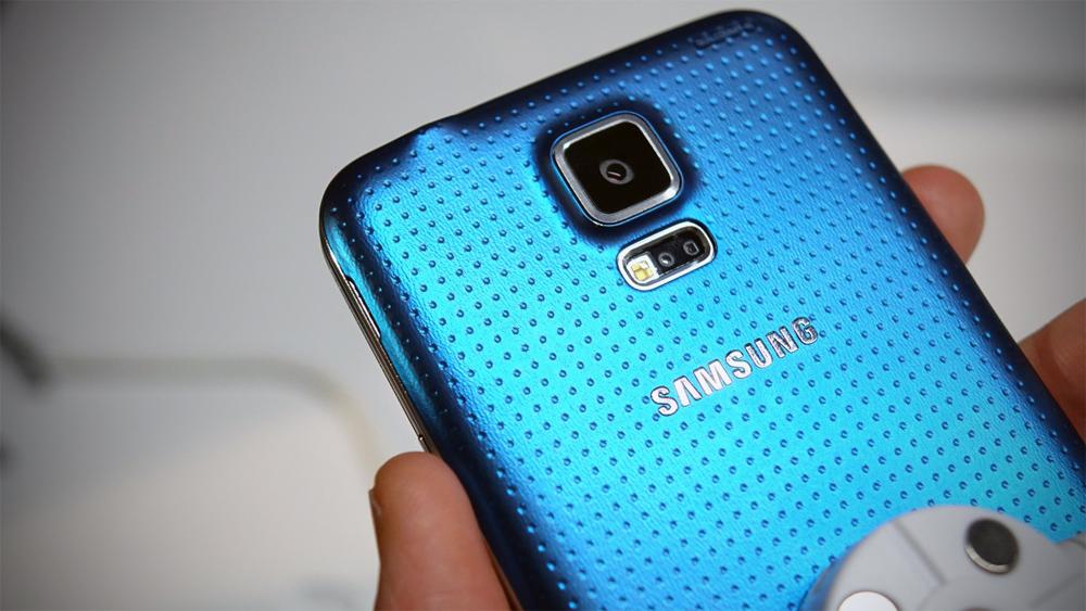 Galaxy S5 Comparison